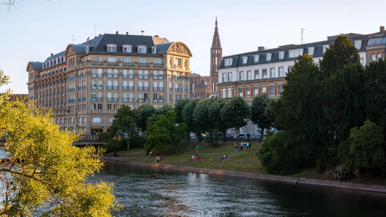 Préparer sa venue - EM Strasbourg